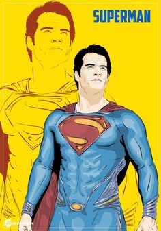 Superman by mac-ve on DeviantArt