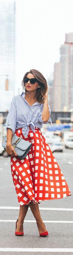 NYFW Day 1 / Fashion by Lovely Pepa
