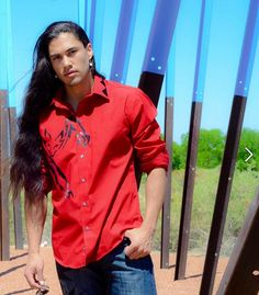 Martin Sensmeier is Athabascan and Tlingit from Yakutat, Alaska - cast in Magnificent Seven