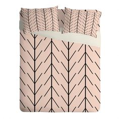 Allyson Johnson Mod Arrows Sheet Set Lightweight | DENY Designs Home Accessories