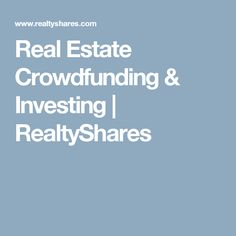 virtual assistant jobs indeed mobile real estate crowdfunding investing realtyshares - Real Virtual Assistant Jobs