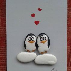 #tastasarim #tasboyama #tasboyamasanati #sanat #tablo #elyapimi #ask #love #penguen #dekorasyon #akrilik #akrilikboya #siparis #siparisalinir #hediye #hediyelik