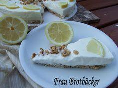 Frau Brotbäcker: Zitronentorte