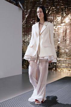 Acne Studios Resort 2017 Fashion Show
