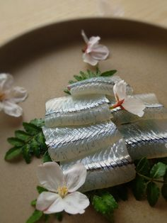 Japanese halfbeak.#sashimi#sushi