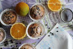 Ricetta muffin arance e gocce di cioccolato