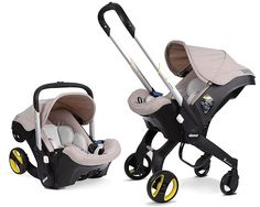 Doona Car Seat Stroller - Perfect for travelling with a baby