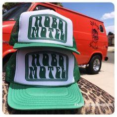 FOREVER LOADED trucker cap Robert Crumb art vintage 70s shirt biker van beer hat