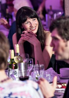 Caitriona Balfe and Grant O'Rourke from Outlander attend Culture Awards, Glasgow, July 14, 2017