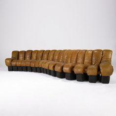 321D: STENDIG Non-stop sofa : Lot 321D