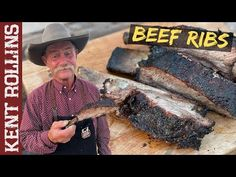 Now, beef ribs are delicious and so good when smoked, but sometimes they are hard to find at the grocery store. On top of that, there are different types Beef Chuck Short Ribs, Bbq Beef Ribs, Beef Ribs Recipe, Ribs On Grill, New Cooking, Cooking Ideas, Best Selling Cookbooks, Bbq Appetizers