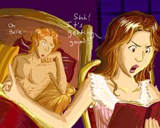 Beauty and the Beast Afterdays by Rekslare.deviantart.com on @deviantART