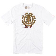 Element Skate Tree SS tee-shirt white 30€ #element #elementskateboard #teeshirt #tshirt #shirt #tee #tees #shirts #tshirts #teeshirts #skate #skateboard #skateboarding #streetshop #skateshop @PLAY Skateshop