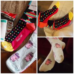 Monthly Subscription Box: Sock Panda