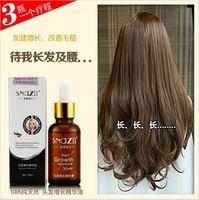 El crecimiento del cabello en líquido 30ML y fibras espesantes pelo Esencia