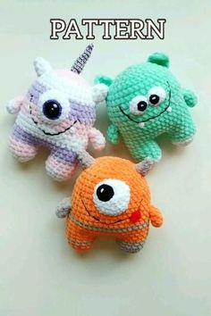 Crochet Patterns Amigurumi, Amigurumi Doll, Crochet Dolls, Amigurumi Tutorial, Tutorial Crochet, Crochet Baby Toys, Crocheted Toys, Crochet Kawaii, Cute Crochet