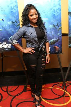 Toya Wright Photos Photos - Toya Wright attends 'Finding Dory' advance screening at AMC Phipps Plaza on June 15, 2016 in Atlanta, Georgia. - 'Finding Dory' Advance Screening Hosted by Keshia Knight Pulliam and Kamp Kizzy at AMC Phipps Plaza