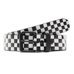 f7f5f4c75c0 Buy Vans Hunter II Belt Checkerboard at the longboard shop in The Hague