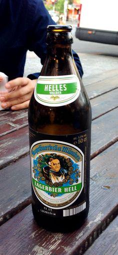Bottle Labels, Beer Bottle, German Beer, Label Design, Berlin, Germany, Drinks, Art, Oktoberfest