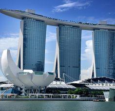 I like this clean Singapore