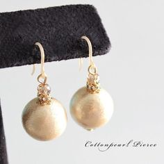 Pearl Earrings, Drop Earrings, Jewels, My Favorite Things, How To Make, Handmade, Accessories, Style, Products
