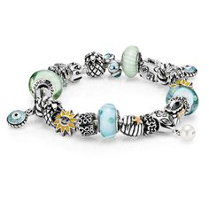 Pandora Bracelets & Charms available at Benson Diamond Jewelers.  www.bensondiamondjewelers.com