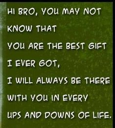 Brother Quotes and Sibling Quotes Bro And Sis Quotes, Brother Sister Love Quotes, Nephew Quotes, Little Boy Quotes, Brother Birthday Quotes, Sister Quotes Funny, Brother And Sister Love, Brother Brother, Funny Sister