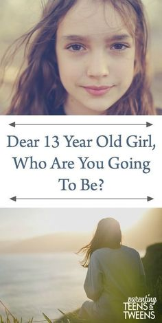 Dear Girl, At thirteen, you have just boarded the teen train that will take you through a whole lot of stops on your journey of growing up. There will be lots fun and friends Parenting Articles, Parenting Books, Parenting Teens, Raising Girls, Raising Daughters, Book Suggestions, Parent Resources, Tween Girls, 13 Year Olds
