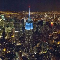 Empire State Bulding, NYC