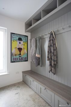 Laundry Room Storage | Bootroom Furniture | Functional Storage