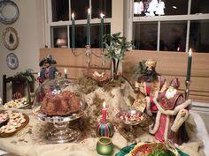 Chickadee Home Nest: Celebrating The Epiphany--the Three Kings' Long Trip