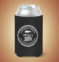 Cheers and Beers beverage cooler, beer, 21st, 30th, 40th, 50th, 60th, 70th, Surprise Birthday Party Invitation, adult birthday, invitation,c