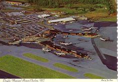 Charlotte Douglas Municipal Airport