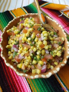 How often do you enjoy a freshly diced salsa and corn on the same night? This corn salsa is delicious  …  Continue reading →