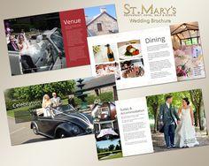 St Mary's - Wedding brochure