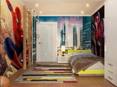 Decoration For Boys Bedrooms