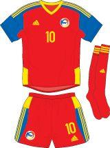 Andorra   away jersey   2014-16