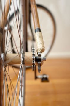Custom bamboo bikes are the best ride, stronger then steel, smooth as butter Wooden Bicycle, Wood Bike, Bike Builder, Bicycle Design, Cycling, Steel, Rat Bikes, Hygge, Biking