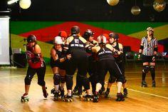 2/21/2015 CGRG VS CARD - AWAY - Cape Girardeau Roller Girls