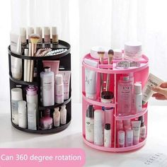 Makeup Storage Plastic Drawers, Cosmetic Storage, Cosmetic Case, Cosmetic Items, Cosmetic Companies, Box Shelves, Storage Boxes, Shelf, Jewelry Organization