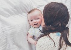 Lara + Harvey #motherhood #portrait