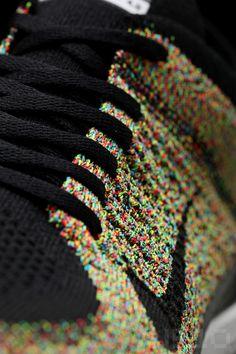 Nike Free Flyknit 4.0 Multicolor