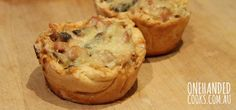 One Handed Cooks: Chicken and Mushroom Pie. Make one for the adults too, this pie is incredibly tasty. Baby Food Recipes, Chicken Recipes, Snack Recipes, Cooking Recipes, Chicken Ideas, Family Recipes, One Handed Cooks, Chicken And Mushroom Pie, Healthy Sushi
