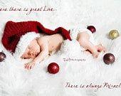 Christmas Baby Photos!