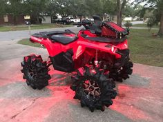 4 Wheelers For Sale, Four Wheelers, Atv Quad, Triumph Motorcycles, Touring Motorcycles, Motorcycle Touring, Bobbers, Atv Snow Plow, Mopar