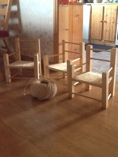 Childs Sugan Chair