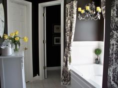 Love this design Matt Muenster's 8 Crazy Bathroom Remodeling Ideas : Home_improvement : DIY.