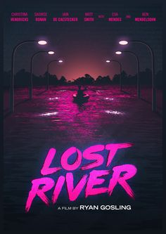 lost river movie poster - Google Search