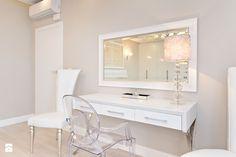 Sypialnia - Średnia sypialnia małżeńska, styl glamour - zdjęcie od Fawre s.c.