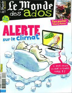 Le Monde des Ados - N°352